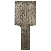 American Brutalist Table Lamp