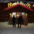 McSki: McDonald's on a ski slope