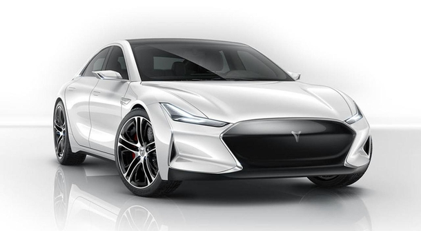 Youxia Ranger X: Chinese version of Tesla Model S