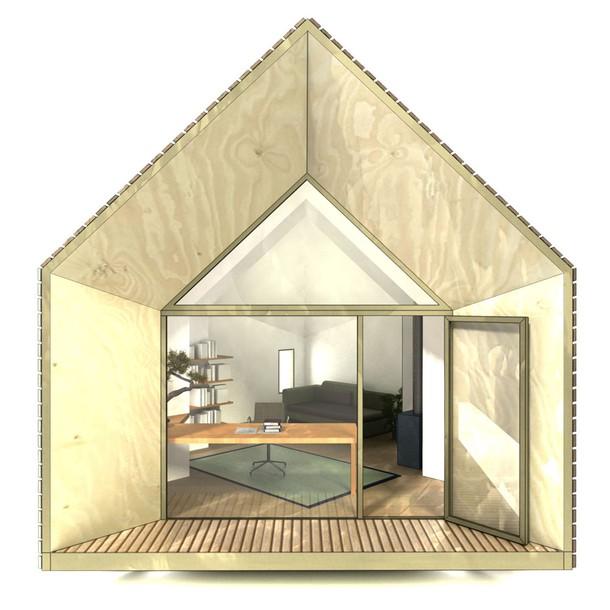 hermit-house