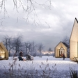 The Hermit House: small design house with character