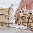 UGEARS: Self-propelled mechanical models