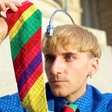 Neil Harbisson: the real-life cyborg who hears color