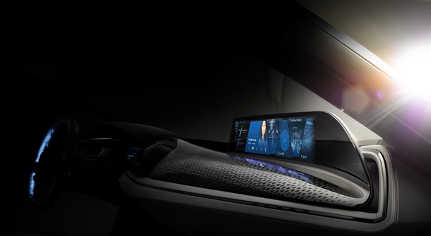 BMW AirTouch, the new contactless touchscreen