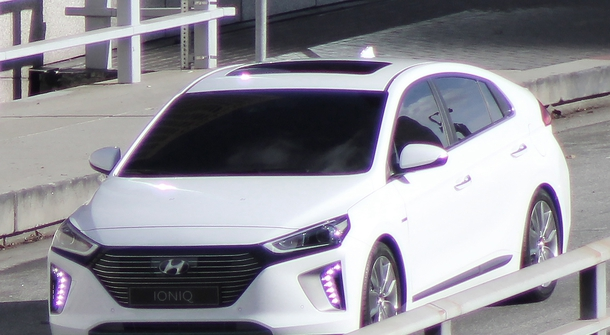 Hyundai Ioniq - first photos revealed!