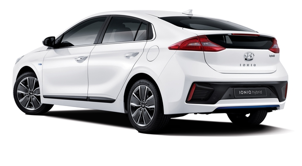 Hyundai Ioniq - the hybrid is coming first