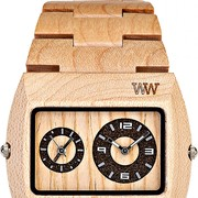 Jupieter wooden wrist watch, We Wood, www.we-wood.us