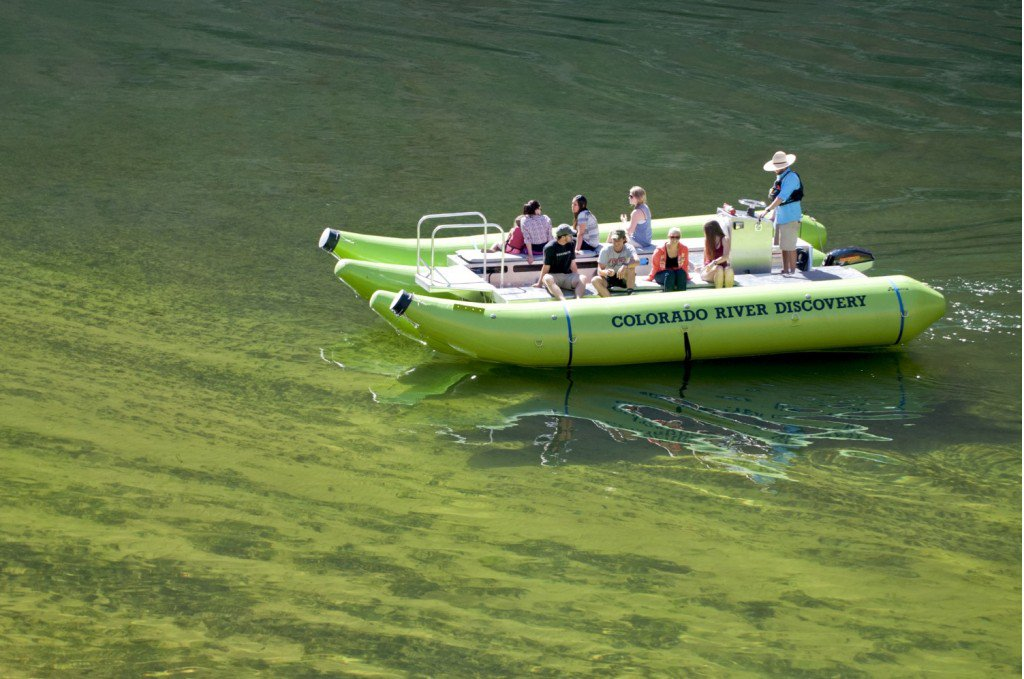 Colorado River Discovery >> Colorado River S First Ever 100 Electric Raft Driving Plugin