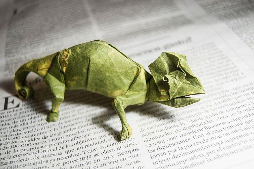 Gonzalo Garcia Calvo Master Of Origami Living Plugin Magazine