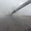 Failed Falcon 9 landing