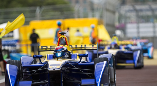 Renault e.dams and LEMO announce new partnership
