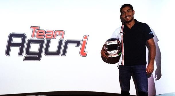 Salvador Duran joins Team Aguri