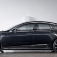 Tesla's classy rechargeable battery system, the Powerwall