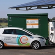 Connected Energy and Renault announce collaboration on energy storage and EV charging technology