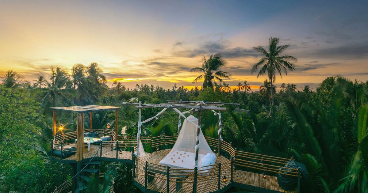 Exotic Solar And Wind Powered Boutique Hotel Living
