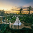 Exotic solar and wind-powered boutique hotel
