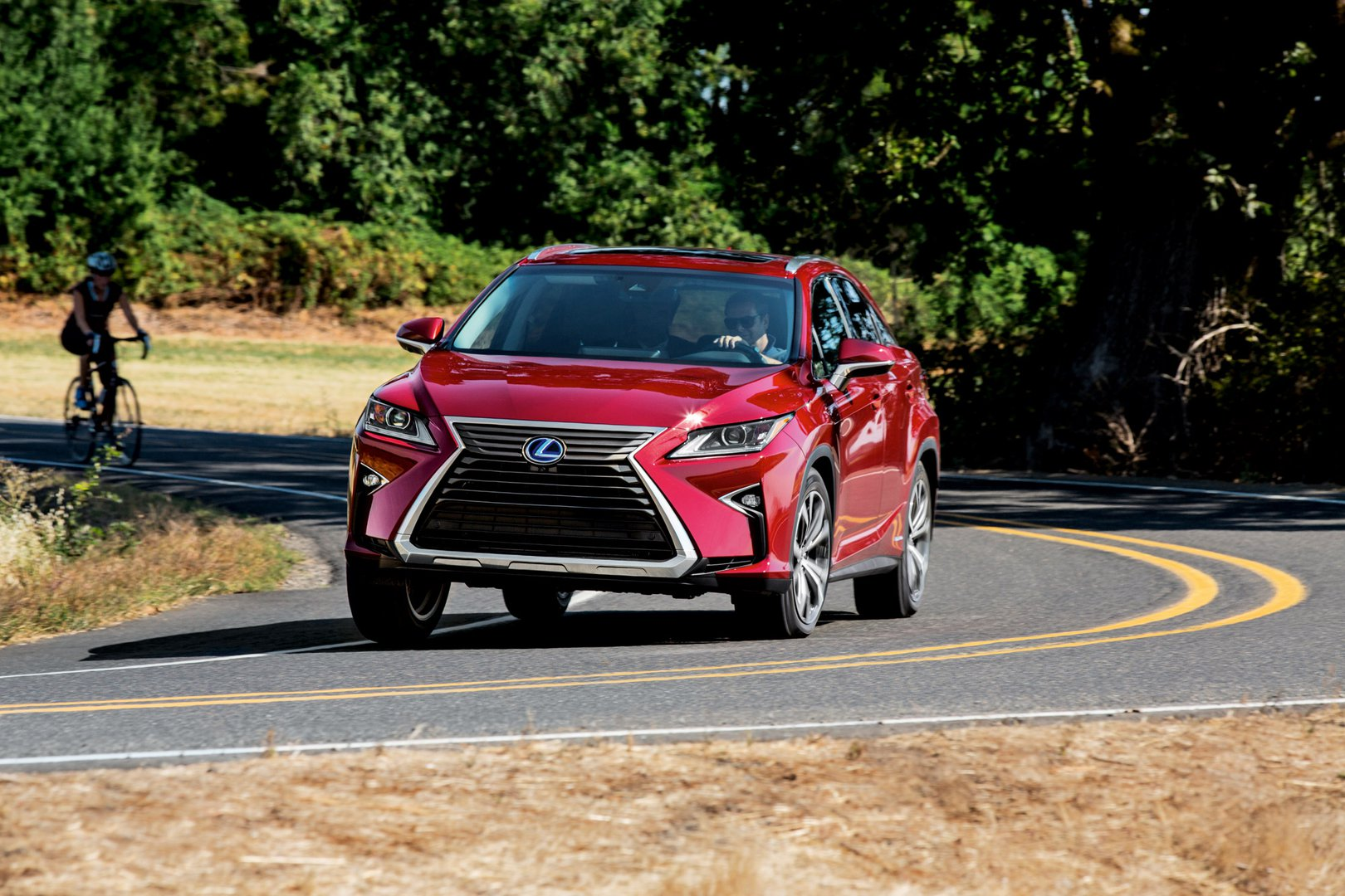 Lexus Rx 450h Missed Opportunity