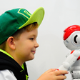 Meet the world's cutest family robot - hello, Alpha 2!