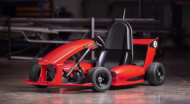 Fast & Furious Junior: World's First 'Smart-Kart' For Kids!