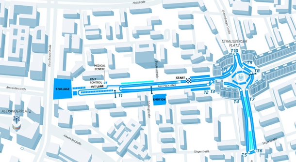 New central location for Berlin ePrix