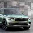 Škoda announces their plug-in hybrid VisionS