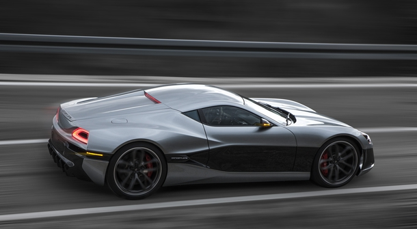 Production version of Concept_One Rimac is coming to Geneva