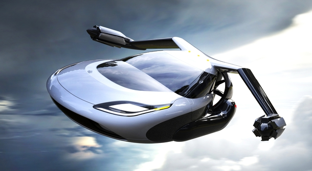 "Terrafugia's ""flying car for all of us"" to take over the skies in 2018"