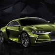 A head-turner: the electric-powered Supercar DS E-TENSE