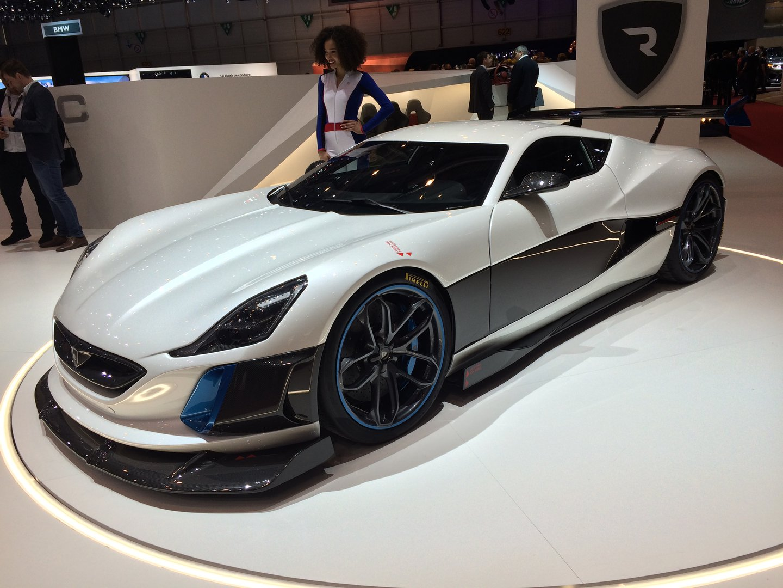 mate rimac unleashes his electric 39 speed devil 39 driving plugin. Black Bedroom Furniture Sets. Home Design Ideas