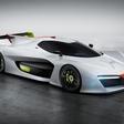 Pininfarina at Geneva with the hydrogen-fuelled track car