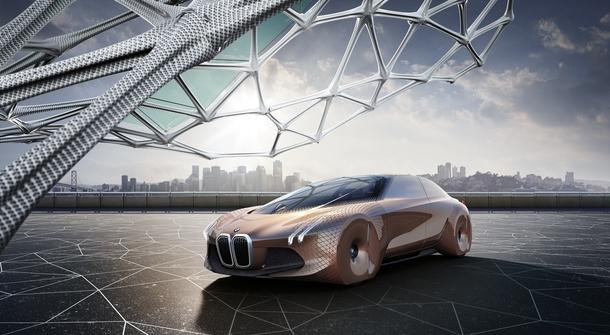BMW i5 electric sedan coming soon!