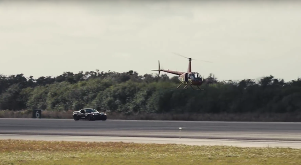 See Genovation GXE break the Electric Car Speed Record