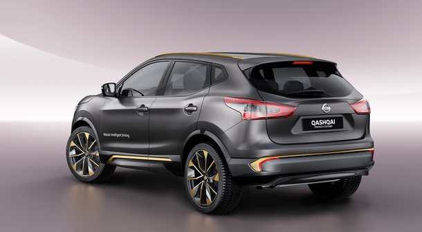 Europe, Autonomous 'Piloted Drive' Nissan Qashqai is Coming!
