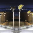 Sin City is placing a sure bet on its clean future by installing solar-kinetic street lights!