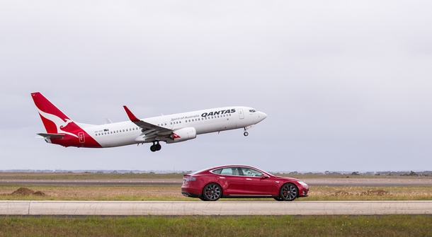 Buckle up, it's a bumpy ride! See Tesla taking on Boeing!