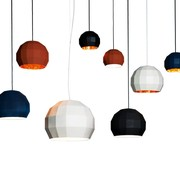 Scotch Club suspension lamp, Marset, www.marset.com