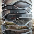 Gran Mediterraneo Tower: the spiral High-Rise in Tel Aviv