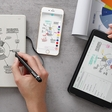 Smart writing with Moleskine pen