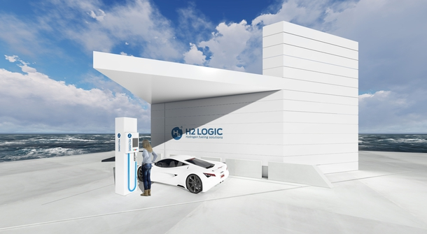 The next generation Hydrogen fueling station launched