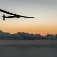 Solar Impulse lands after 3 day flight from Hawaii