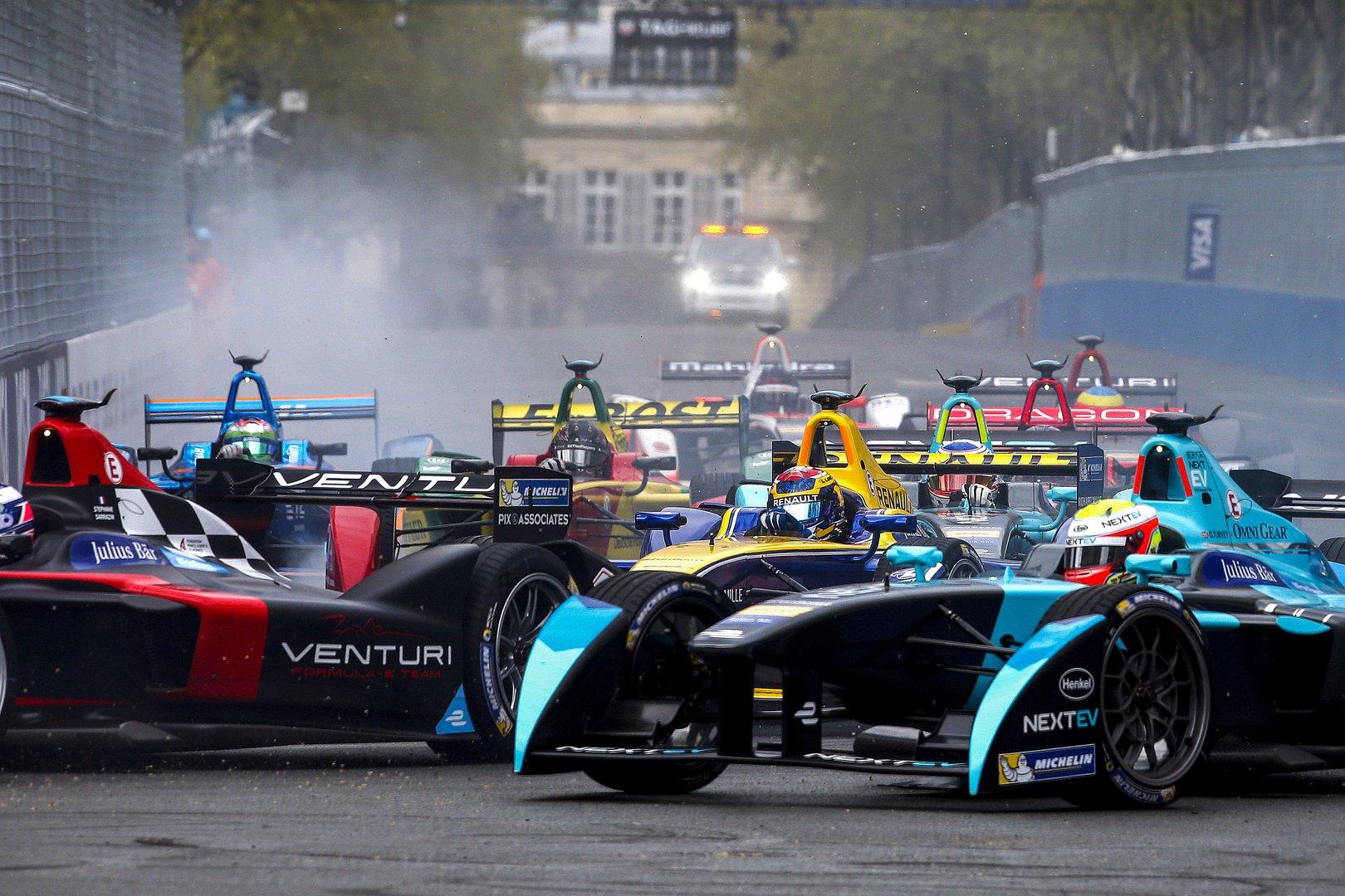Formula E Racing Just Got More Tactical  Driving  Plugin