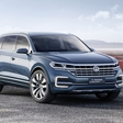 Volkswagen T-Prime Concept GTE: electric show for China