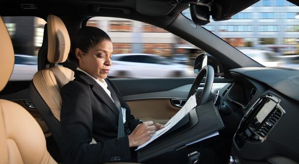 Volvo will test autonomous driving on british roads