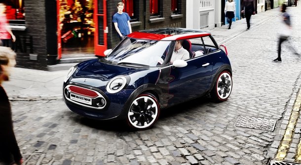 The upcoming all-new Mini could be electric