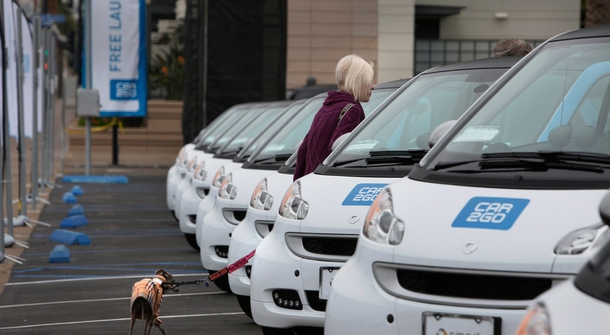 Electric car-sharing model coming to Ljubljana before this summer!
