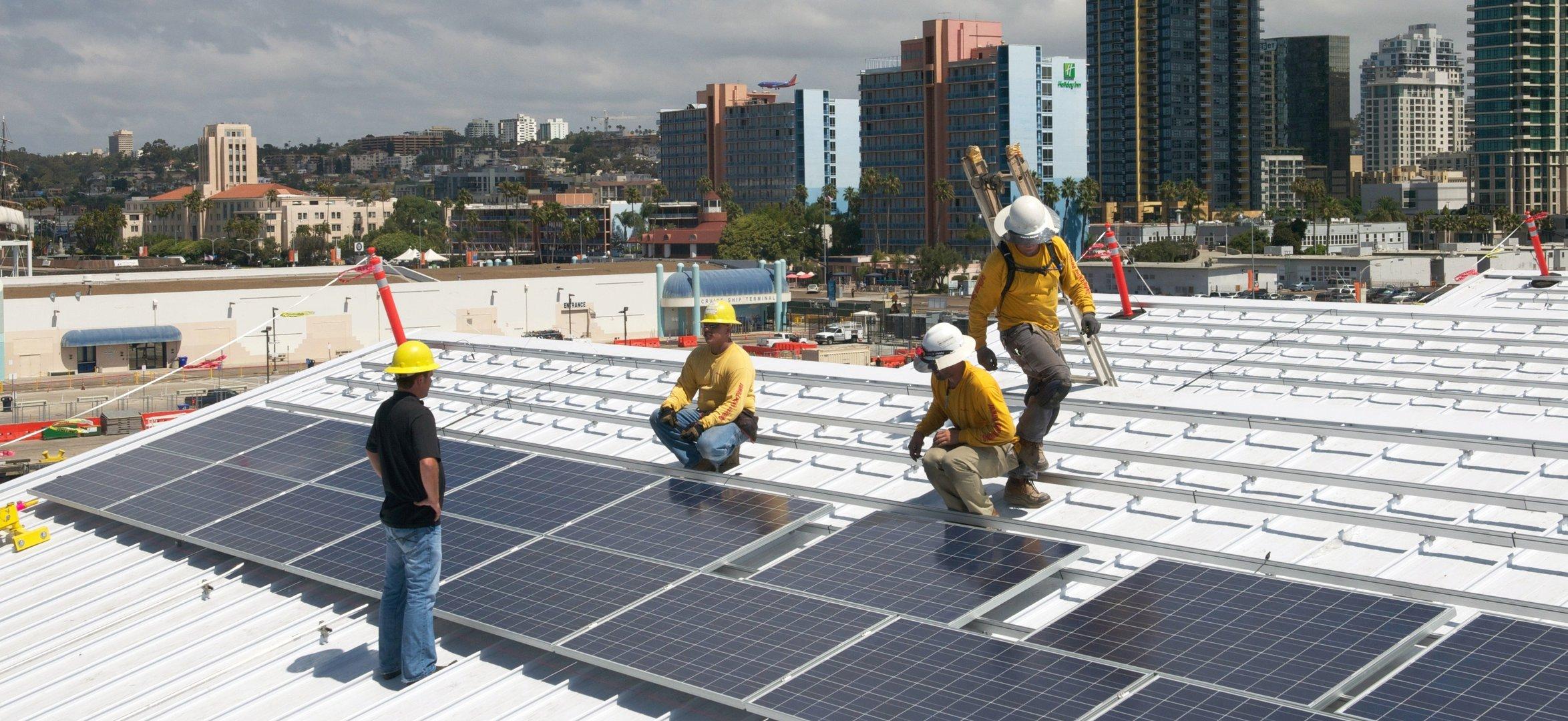San Diego Is Going 100 Renewable Living Plugin