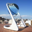 The mesmerizing Spherical Solar Energy Generator by Rawlemon
