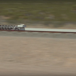 Propulsion Open Air Test for Hyperloop One