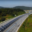 Solar bike lane on Korean highway - would you ride it?