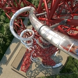 Jump into the world's longest and tallest tunnel slide